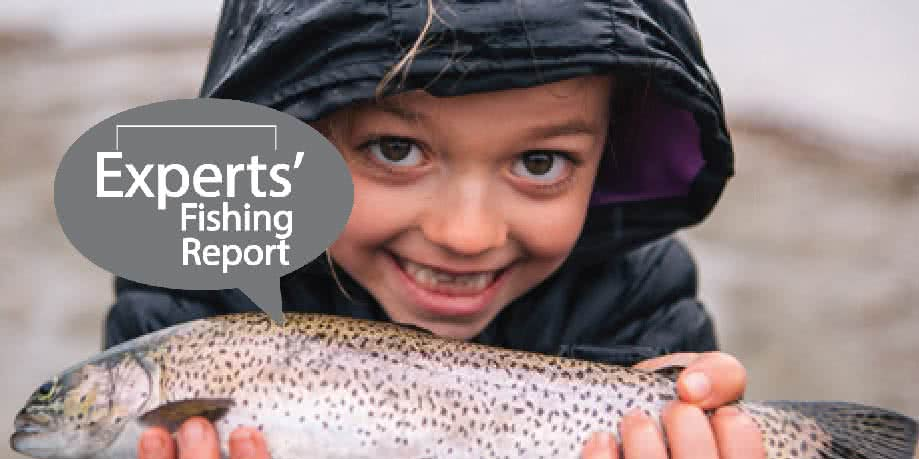Fishing Reports with Tourism Chilliwack