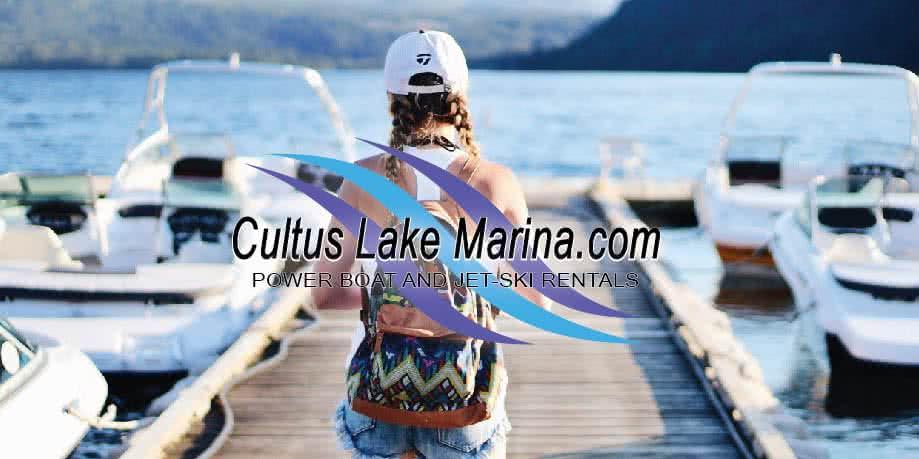 Cultus lake marina