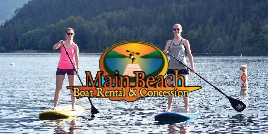 Main Beach Boat rentals
