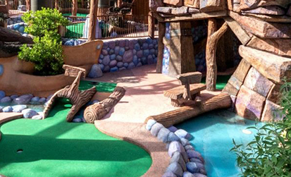 Giggle Ridge Adventure Golf