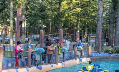 Master Blasters - water fun at Cultus Lake Adventure Park