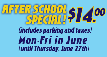 After School Special $14 - Until Jun 27th