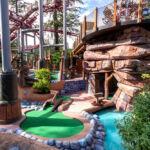 Giggle Ridge Adventure Golf at Cultus Lake Adventure Park