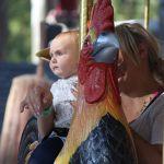 Carousel at Cultus Adventure Park
