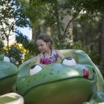 Ribbit Ride at Cultus Adventure Park