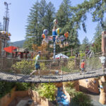 Wilderness Trail at Cultus Lake Adventure Park