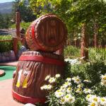 Giggle Ridge Adventure Golf Cultus Lake Adventure Park