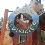 Wave Swinger at Cultus Adventure Park