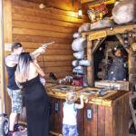 Prospector's Peak Shooting Gallery at Cultus Lake Adventure Park