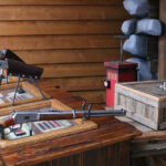 Prospector's Peak Shooting Gallery at Cultus Lake Adventure Park